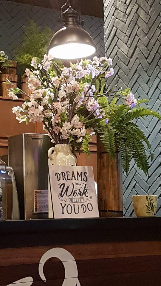 Dreamsdontworkunlessyoudo